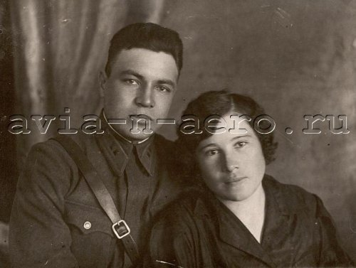 Глиненко Н.И. с супругой