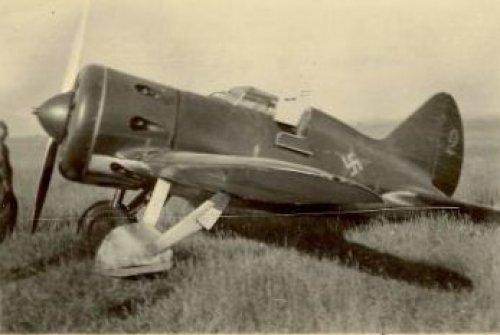 И-16 б/н 2