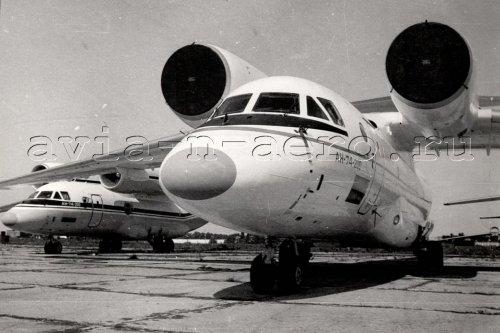 Пара Ан-74-200