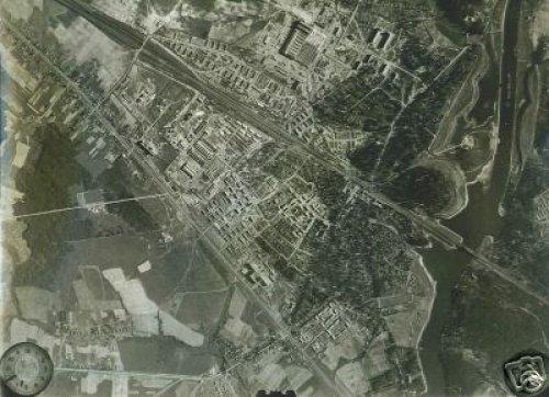 Аэродром в 7 км. севернее Химок